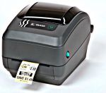 ZEBRA GK420 T THERMAL TRANSFER LABEL PRINTER (203DPI) USB + ETHERNET